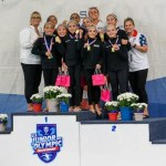 Walnut Creek Aquanuts synchronized swimmers take gold