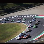 The final lap, Jaden Conwright racing Porsche GT3 Cup in Italy