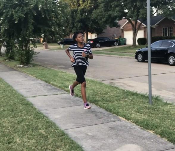 Training Run: Jordynn's Last Week before AAU Junior Olympic Games