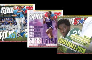 Favorite 2019 SportStars Cover