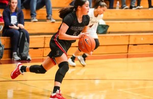 Salesian Girls Basketball, Alexsandra Alvarado