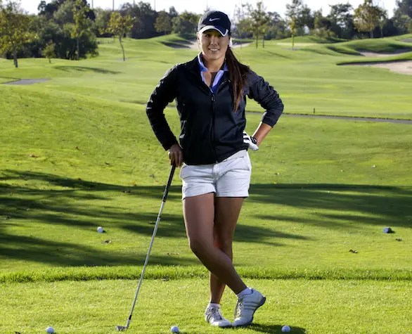 SportStars Girls Golf Big 10, Hannah Suh, Evergreen Valley