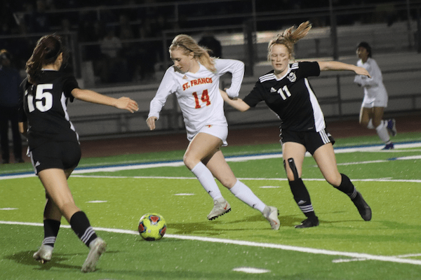 Jackie Stanco, the St. Francis-Sacramento, Arizona-committed forward, earned six points across two wins during the final week of the regular season and SportStar of the Week honors.