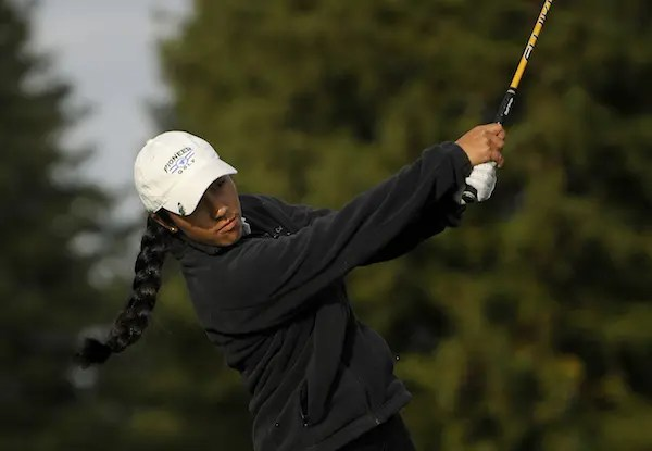 SportStars Girls Golf Big 10, Sabrina Iqbal