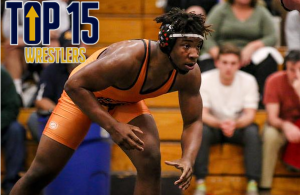 Wrestler Rankings, Chris Island, Vacaville
