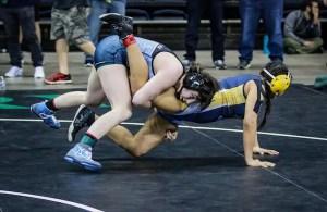 SportStar of the Week- Lilly Freitas Pitman-Turlock - Wrestling - Sophomore
