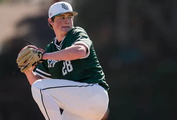 Cameron Barger, De La Salle Baseball