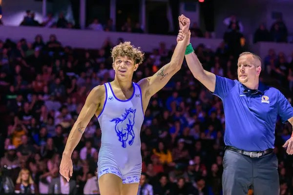 All-NorCal Wrestling Honors, Chase Saldate