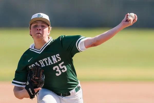 Kyle Harrison, De La Salle Baseball, UCLA