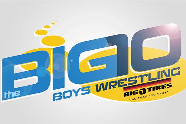 Big 10 Boys Wrestling