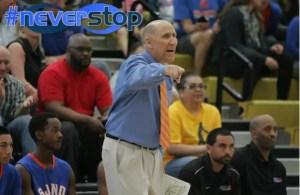 Don Lippi, Basketball