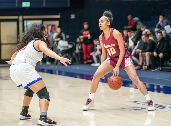 Anya Choice, All-NorCal Girls Basketball