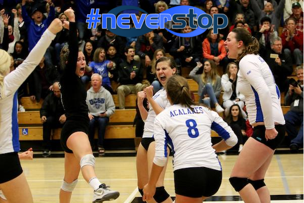 Acalanes, Volleyball, #NeverStop, Sports, Passion