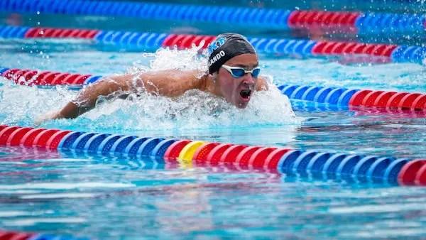 Luca Urlando, McClatchy, Boys Swimming Big 10