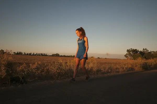 Fiona O'Keeffe, Davis, Cross Country, Memories & Favorites