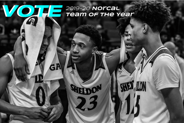NorCal Team Of The Year, Vote, Sheldon