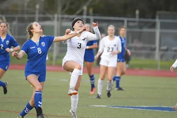 Megan Edelman, Mustang Soccer League, Monte Vista, UCLA