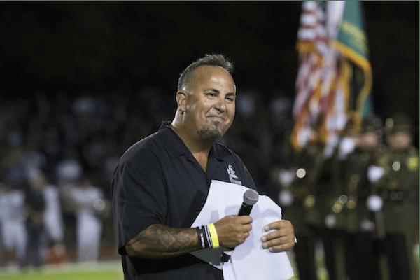 Mark Soto, Honor Bowl, Honor Group, Military, Football