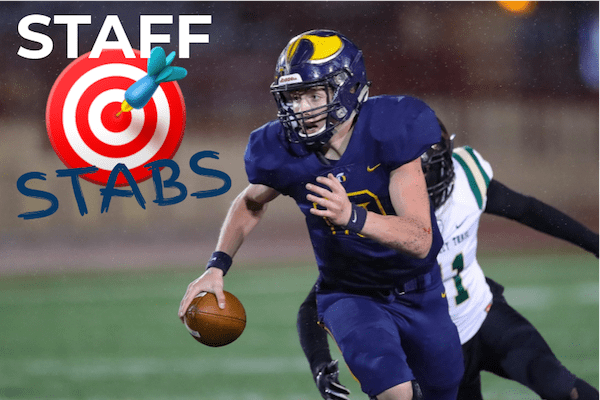 2021 Early Football Predictions » Staff Stabs: Ike Dodson