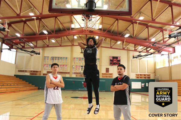 Mt. Diablo Basketball, Mezziah Oakman