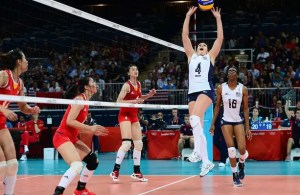 Lindsay Berg, Setting Touch Volleyball Tips