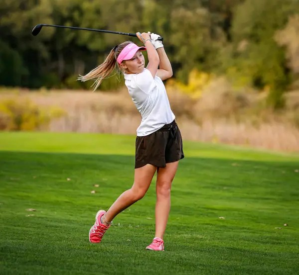 Hannah Harrison, Granite Bay, Golf