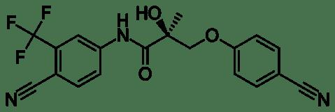 ostarine molecule