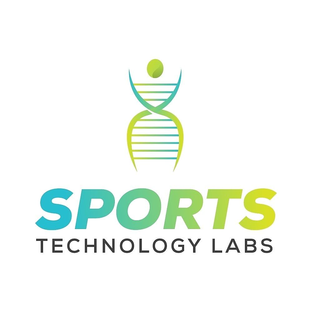 sports technology labs logo