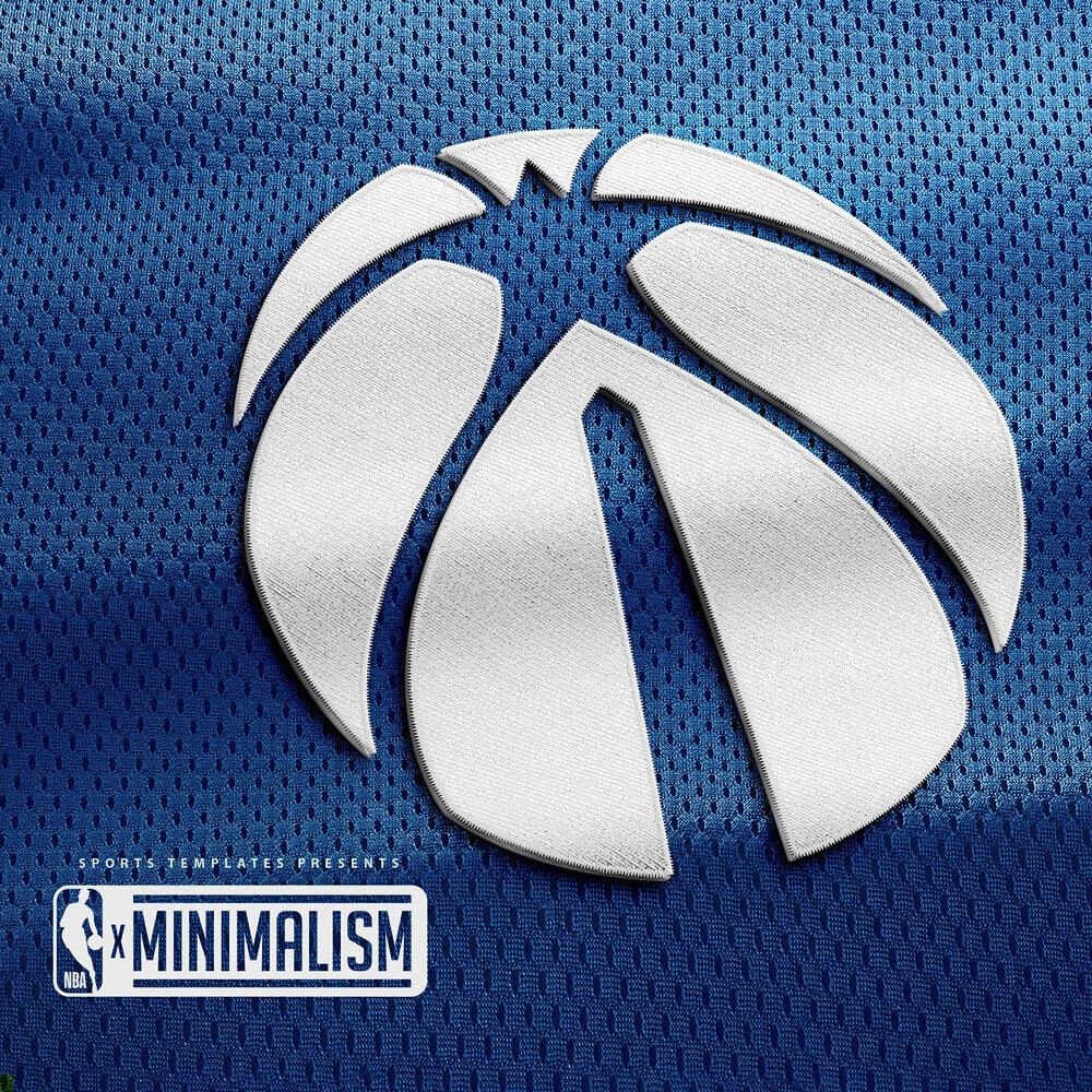 Washington Wizards Minimalist Logo rebrand