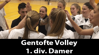 Gentofte Volley Liga Damer