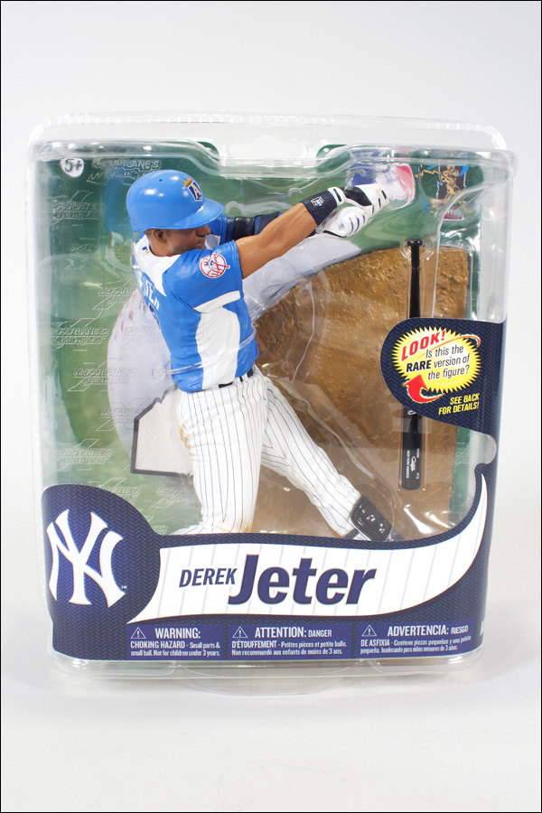Derek Jeter 2012 All Star Game Jersey Chase Figure