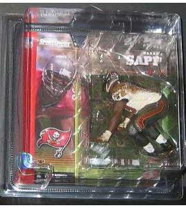 Chase Dirty White Jersey Tampa Bay Buccaneers Figure