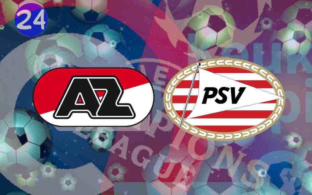 Livestream AZ - PSV