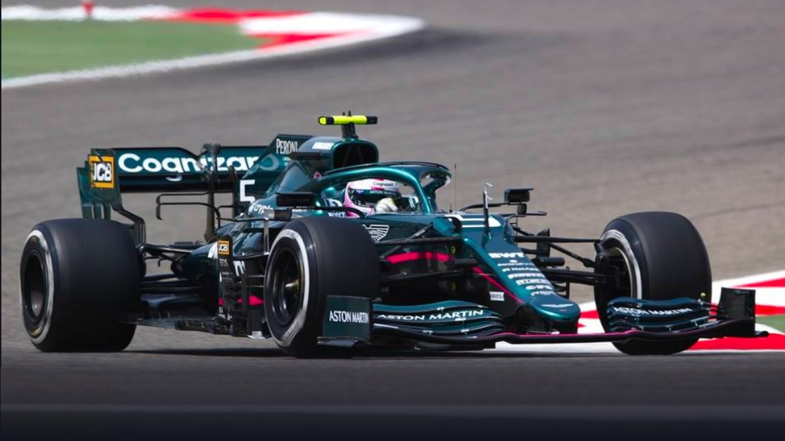 Livestream Formule 1 testdagen in Bahrein
