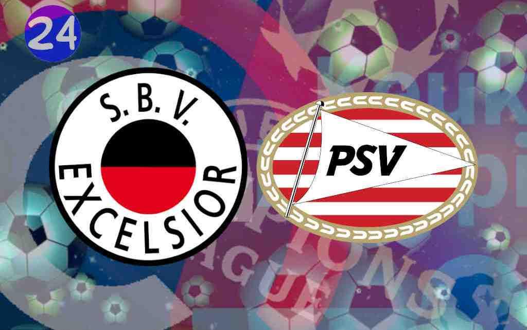 Livestream Excelsior - Jong PSV