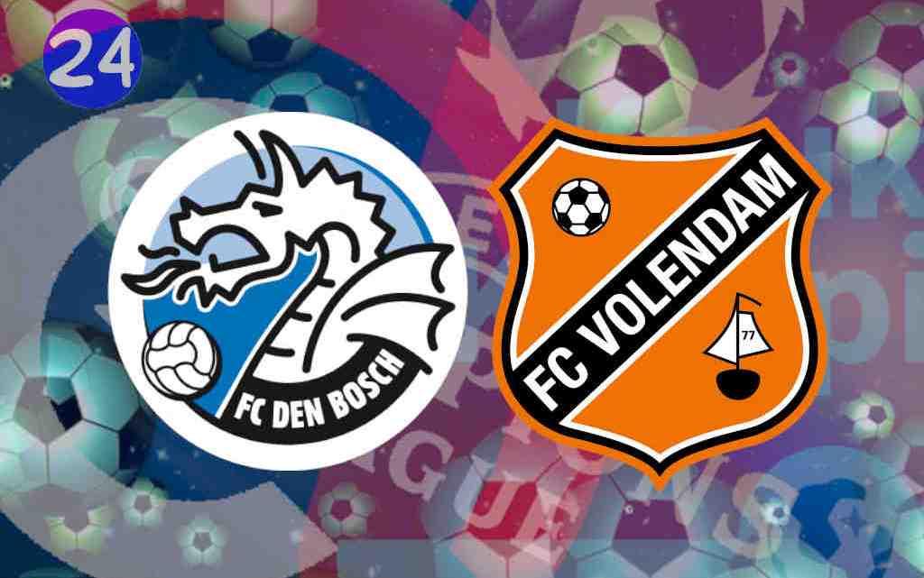 Livestream FC Den Bosch - FC Volendam