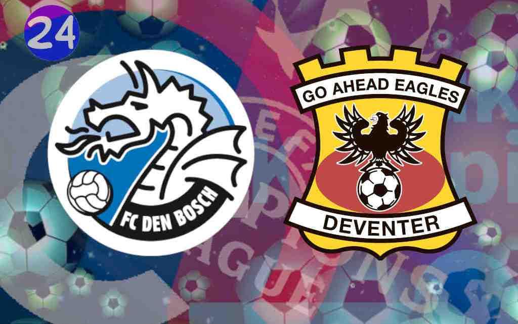 Livestream FC Den Bosch - Go Ahead Eagles