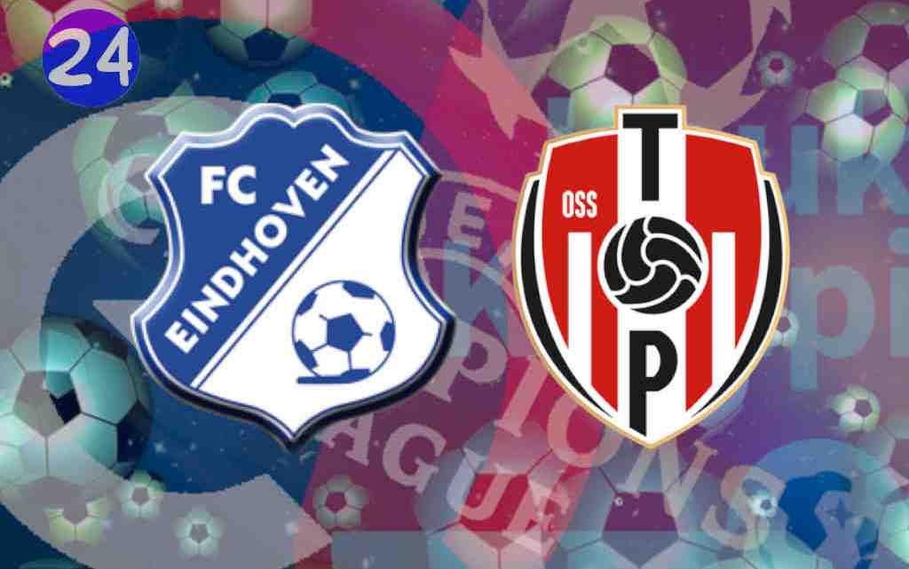Livestream FC Eindhoven - Top Oss