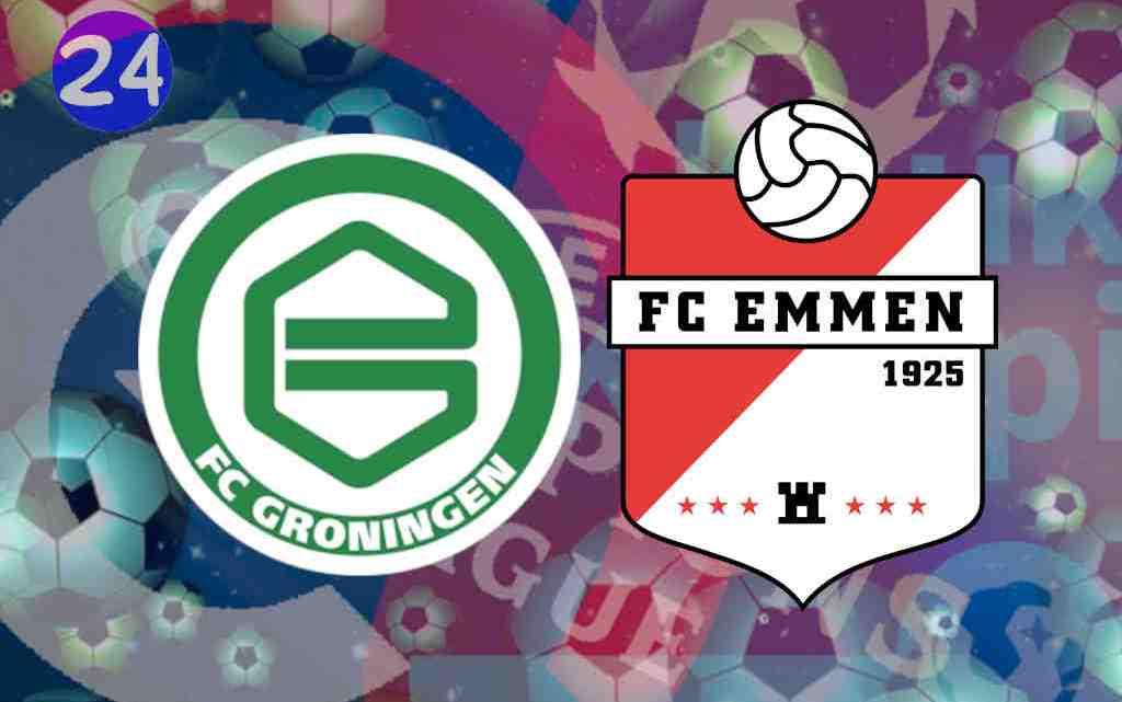 Livestream FC Groningen - FC Emmen