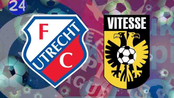 Livestream FC Utrecht - Vitesse