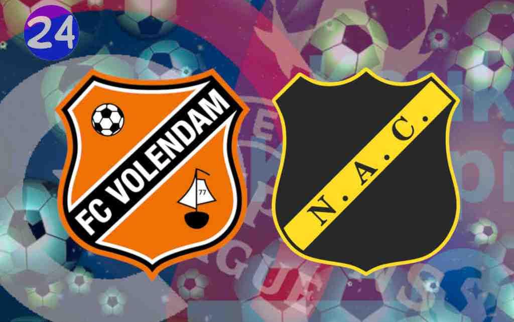 Livestream FC Volendam - NAC Breda