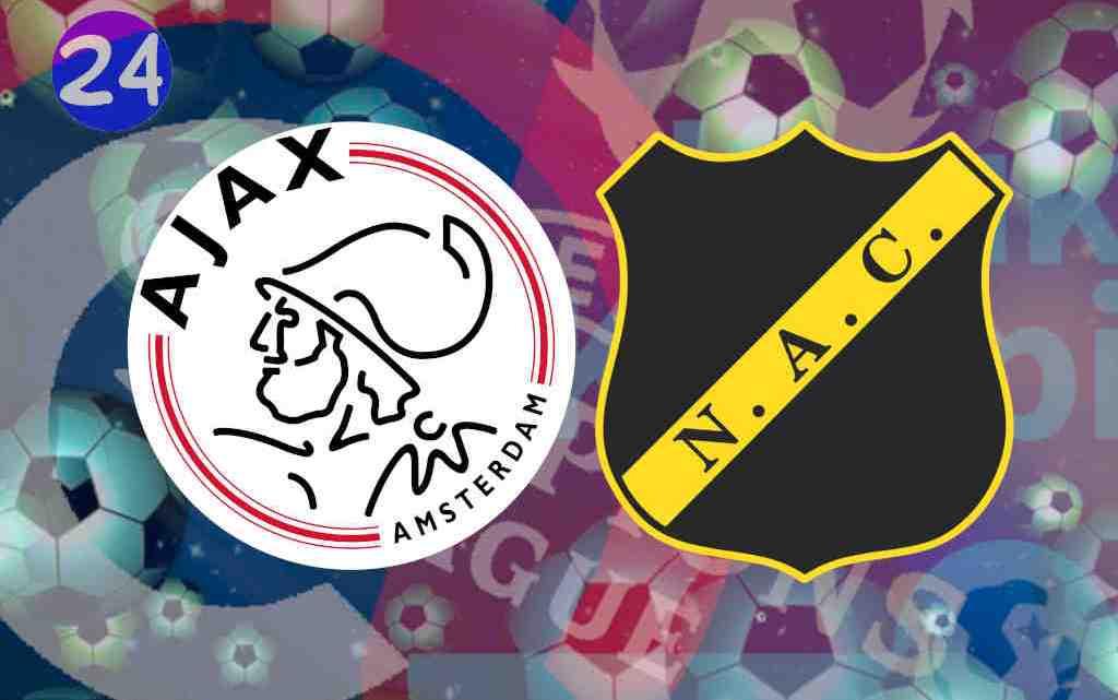 Livestream Jong Ajax - NAC Breda