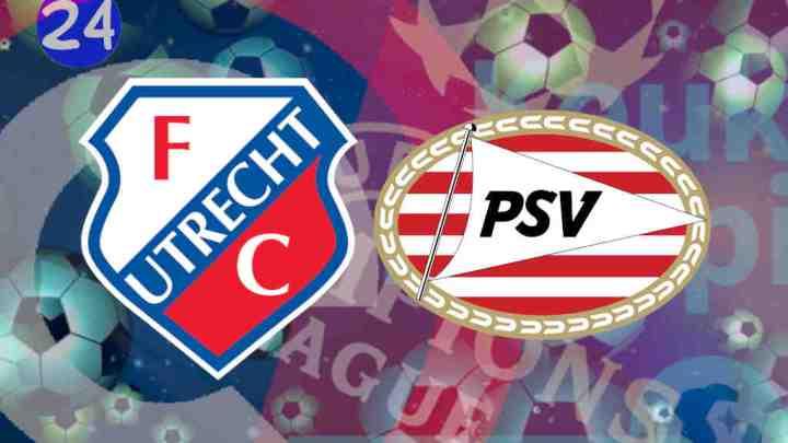 Livestream Jong FC Utrecht - Jong PSV