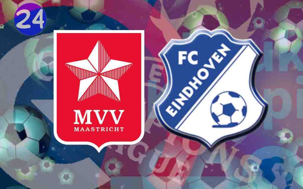 Livestream MVV - FC Eindhoven