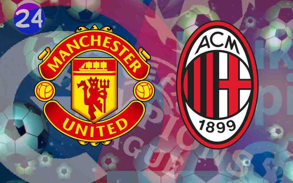 Livestream Manchester United - AC Milan
