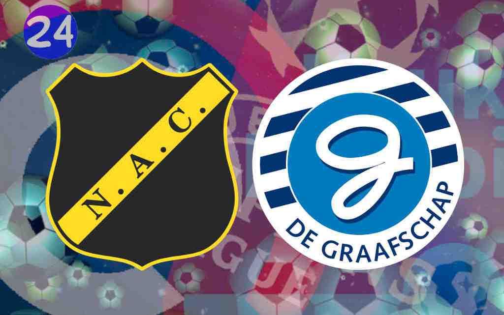 Livestream NAC Breda - De Graafschap