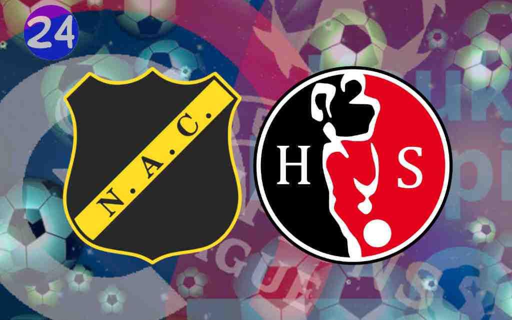 Livestream NAC - Helmond Sport