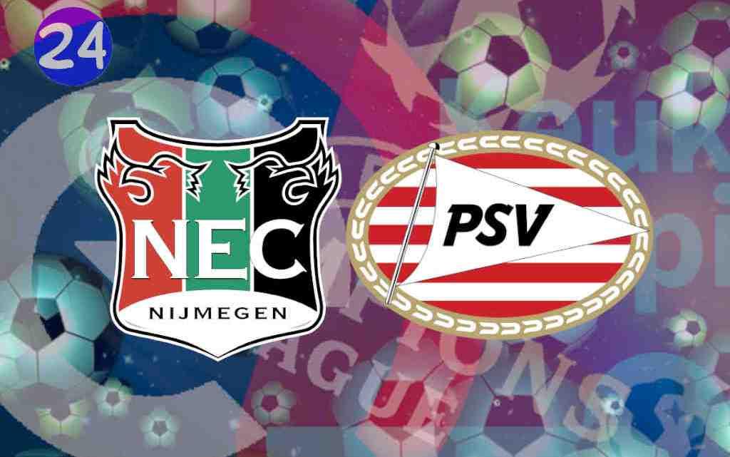 Livestream NEC - Jong PSV