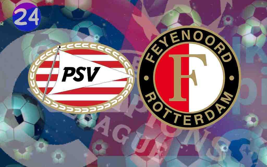 Livestream PSV - Feyenoord