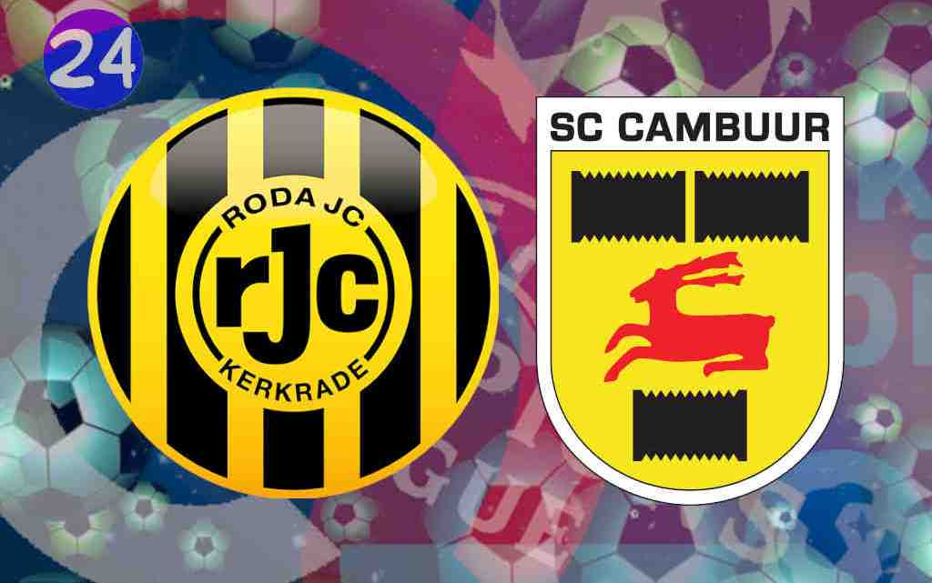 Livestream Roda JC - SC Cambuur